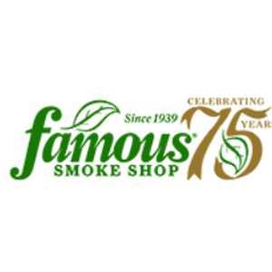 Famous Smoke Shop Coupons & Promo Codes