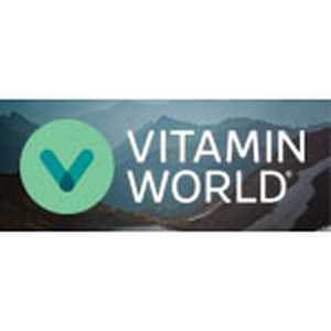 Vitamin World Coupons & Promo Codes